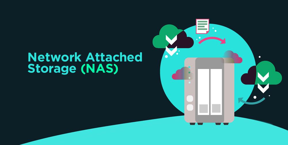 Có những tùy chọn nào cho lưu trữ NAS tại chỗ và trên đám mây?