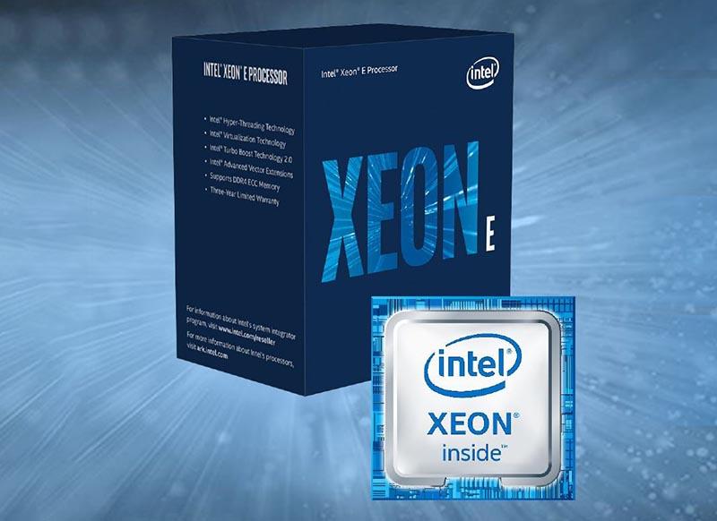 Giới thiệu về CPU Intel Xeon E-2300 Rocket Lake thế hệ mới