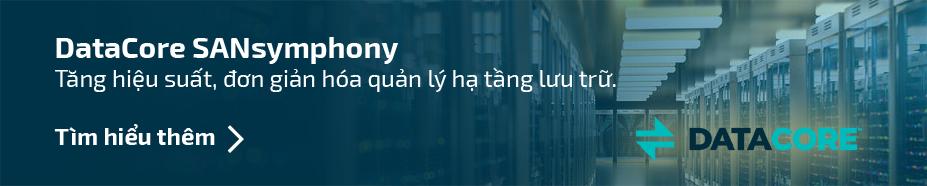 Giải pháp ảo hóa hạ tầng lưu trữ