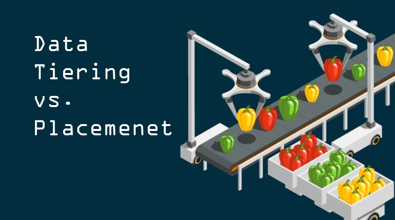 Automated Data Tiering vs. Automated Data Placement