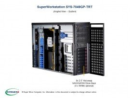 Máy chủ SuperServer SYS-7049GP-TRT