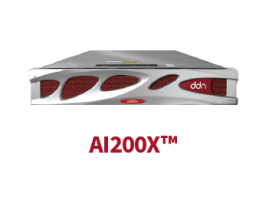 Thiết bị lưu trữ DDN AI Storage AI200X