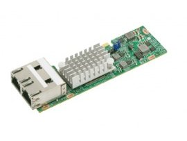 Supermicro AOC-CTGS-I2T Dual-Port 10GbE adapter