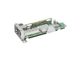 Supermicro AOM-CTG-i1SM / MicroLP single-port 10GbE with SFP+ connector for 12 node MicroCloud