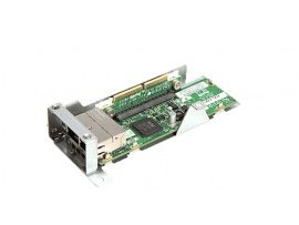 Supermicro AOC-CGP-i2M / MicroLP 2-port GbE card for 12 node MicroCloud