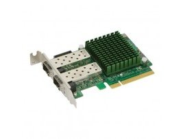 Supermicro AOC-STGN-i2SF / 2-Port 10 Gigabit Ethernet Card with SFP+ Standard
