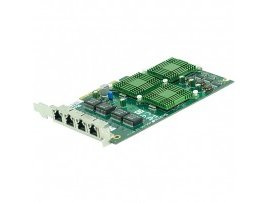 Supermicro AOC-UG-I4 / Network Adapter 4-Port Gigabit Ethernet UIO NIC