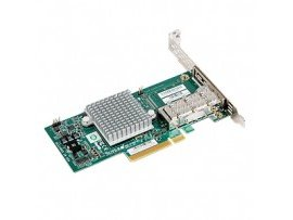 Supermicro AOC-UIBQ-M1 / 1-port 40Gb InfiniBand QDR UIO Adapter