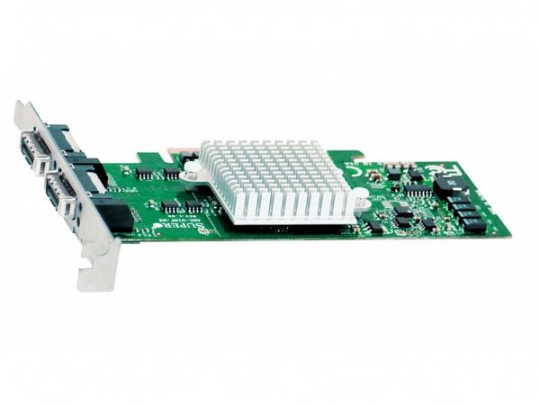 Supermicro AOC-UINF-M2 Dual-port Low Latency InfiniBand UIO card