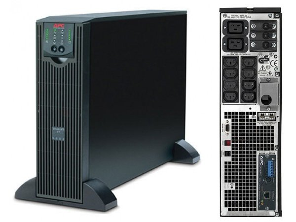 APC Smart-UPS On-line RT 6000VA 230V 4200W, SURT6000XLI