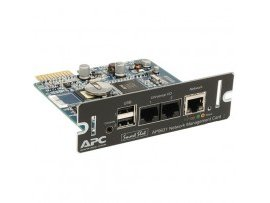 APC UPS Network Management Card 2 with Environmental Monitoring, AP9631