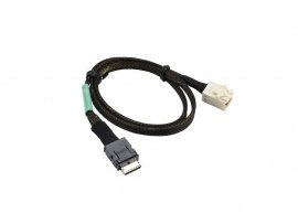 Supermicro 57cm OCuLink to MiniSAS HD Cable, CBL-SAST-0929