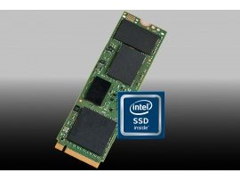 SSD Intel® 600p Series  (256GB, M.2 80mm PCIe 3.0 x4, 3D1, TLC)