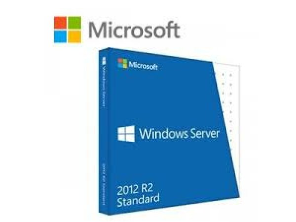 Windows Svr Std 2012 R2 x64 English 1pk DSP OEI DVD 2CPU/2VM (P73 - 06165)