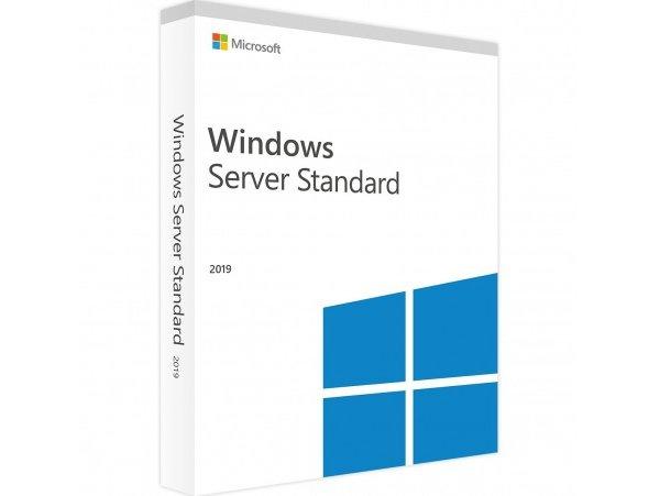 Windows Windows Svr Std 2019 64Bit English 1pk DSP OEI DVD 16 Core (P73-07788)