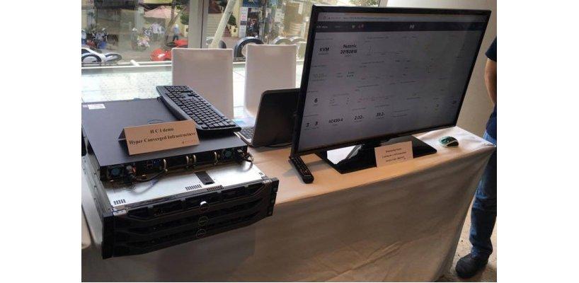 Thanhnien - Viettel IDC giới thiệu giải pháp máy chủ ảo hóa mới