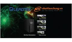 Nhất Tiến Chung chính thức trở thành nhà phân phối ủy quyền của Leadtek về máy trạm Leadtek WinFast và các sản phẩm Leadtek Nvidia Quadro