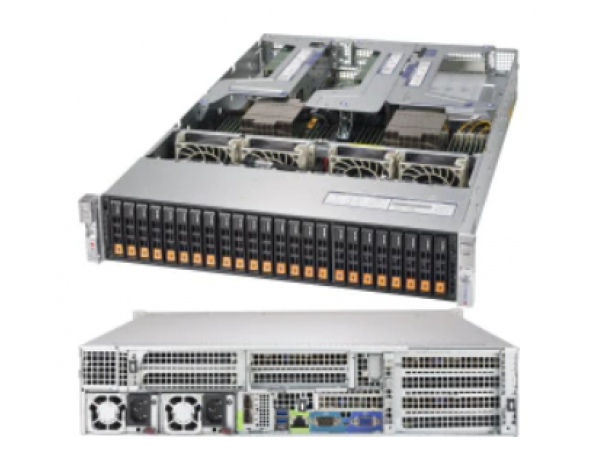 Máy chủ Superserver AS -2123US-TN24R25M