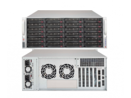 Chassis Supermicro CSE-846BE2C-R1K03JBOD