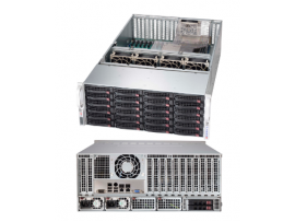 Chassis Supermicro CSE-846XE2C-R1K23B