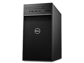 Máy Chủ Workstation Dell Precision Tower 3630 XCTO - E-2146G/16GB/Quadro P2000