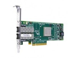 Dell Qlogic 2662, Dual Port 16GB Fibre Channel HBA, Low Profile