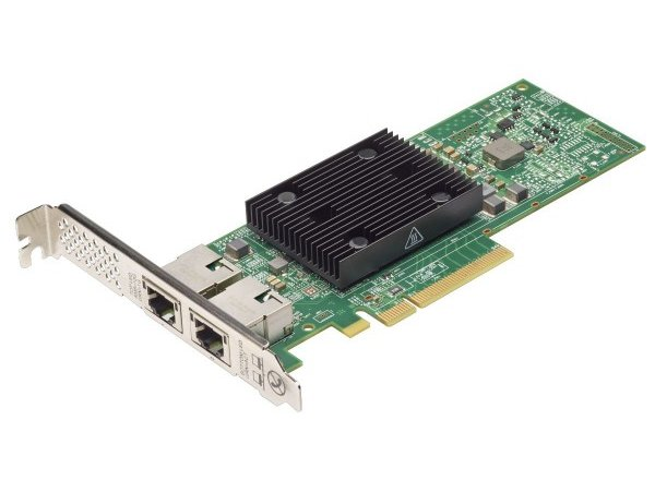 Dell Broadcom 57416 Dual Port 10Gb, Base-T, PCIe Adapter, Full Height