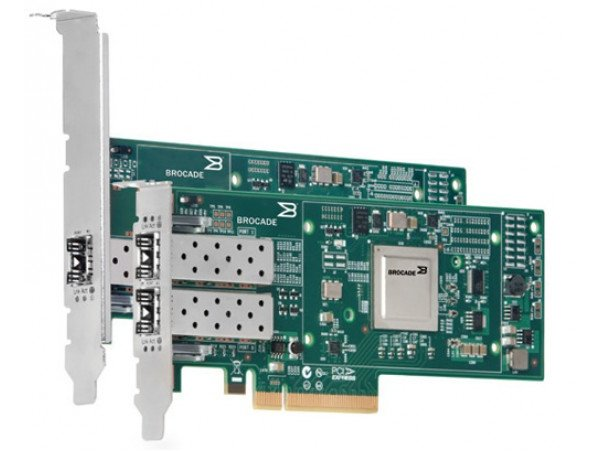 Brocade 825 Fibre Channel Host Bus Adapter Full Height
