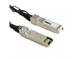 Dell Cable SFP+ to SFP+ 10GbE, Copper Twinax Direct Attach Cable, 3m CusKit