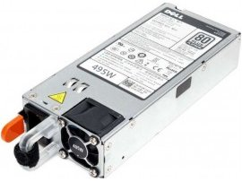 Dell Single, Hot-plug Power Supply 495W(1+0)