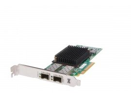 Dell Emulex OneConnect OCe14102-U1-D 2-port PCIe 10GbE CNA,Full Height