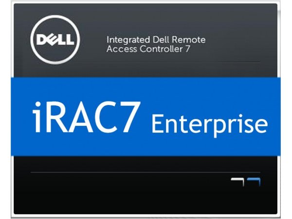 Dell iDRAC 7 Enterprise Upgrade from Basic & Express for 12th Gen Value Platforms (200-500 series )