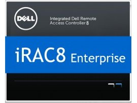 Dell iDRAC8 Enterprise integrated Dell Remote Access Controller