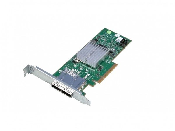 Dell SAS HBA 6Gbps External Controller Card (not include SAS Cable)