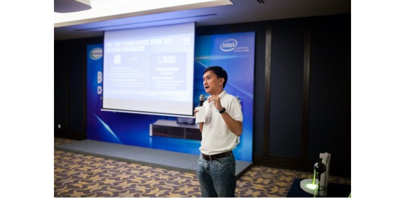 Genk - Intel giới thiệu giải pháp tối ưu xử lý thông tin và an toàn dữ liệu cho doanh nghiệp tại Việt Nam