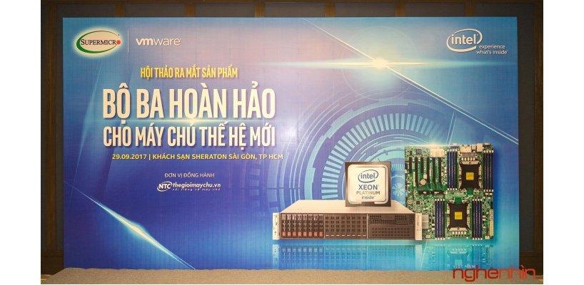 Nghenhinvietnam - Intel giới thiệu giải pháp tối ưu xử lý thông tin và an toàn dữ liệu cho doanh nghiệp