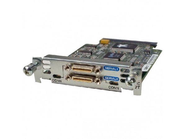 Cisco 2-Port Serial WAN Interface Card WIC-2T