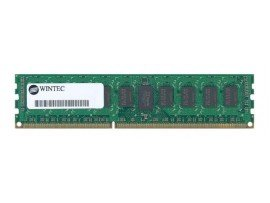 Wintec 3AXH1600C8WS1G Wintec 1GB PC3-12800 DDR3-1600MHz
