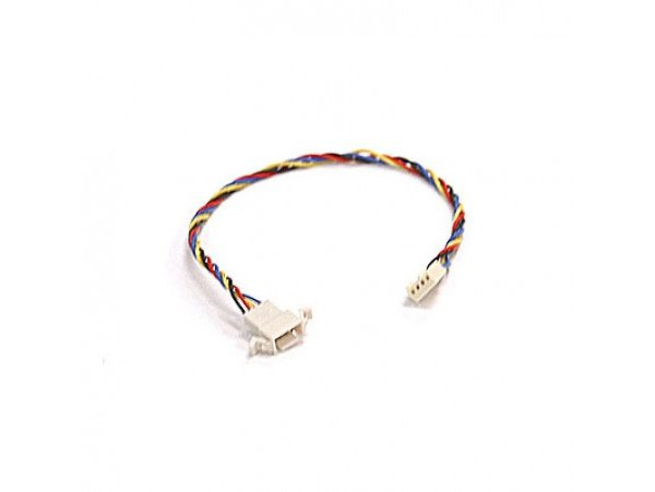 "Cáp CBL-0088L 10.5"" 4 Pin  Fan Power Cord for 743X-645"