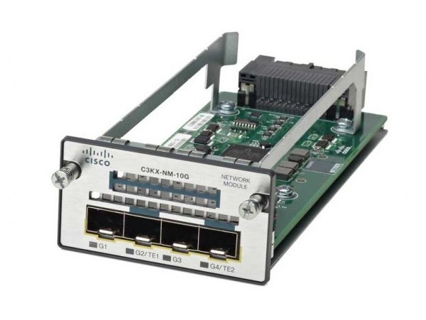 Module Cisco C3KX-NM-10GT