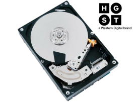 "HDD HGST/WD 3.5"" 4TB SAS 12Gb/s 7.2K RPM 256MB"