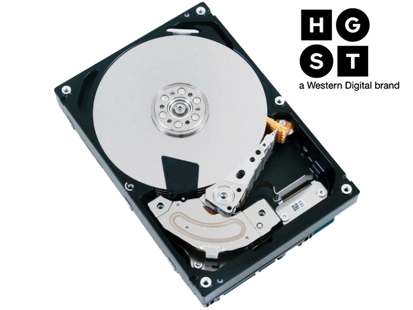 "HDD HGST/WD 3.5"" 8TB SATA 6Gb/s 7.2K RPM 256MB"