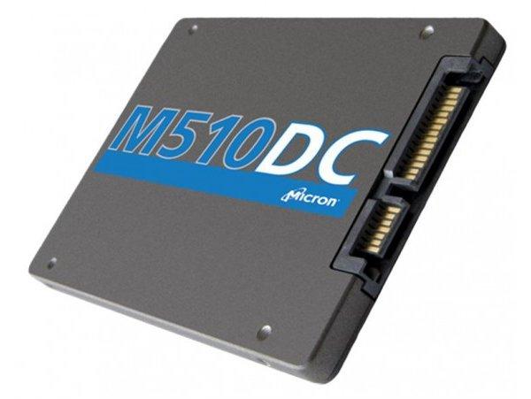 """SSD Micron M510DC, 800GB SATA 6Gb/s, 16nm MLC 2.5"""" 7mm,1DWPD, MTFDDAK800MBP-1AN1ZABYY"""