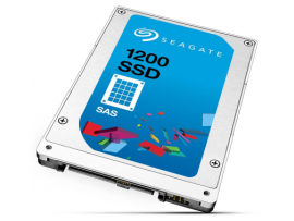 """SSD Seagate 1200 800GB, SAS 12Gb/s enterprise MLC, 2.5"""" w/FIP (ST800FM0063)"""
