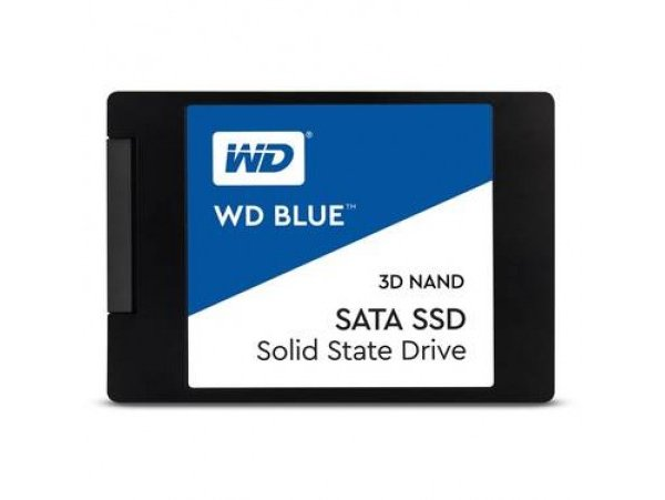"""SSD WD 250GB 2.5"""" SATA - WDS250G2B0A"""