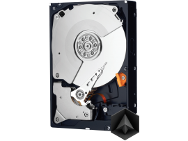 HDD WD Black 4TB  6Gb/s 7.2K RPM 256M (WD4005FZBX)