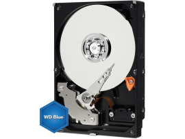 HDD WD Blue 2TB  6Gb/s 5.4K RPM 64M (WD20EZRZ)