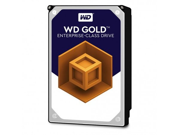 HDD WD 4TB Gold Datacenter 6Gb/s 7.2K RPM 128M (WD4002FYYZ)