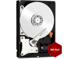 HDD WD RED 1.0TB SATA 6Gb/s 64MB, WD10EFRX