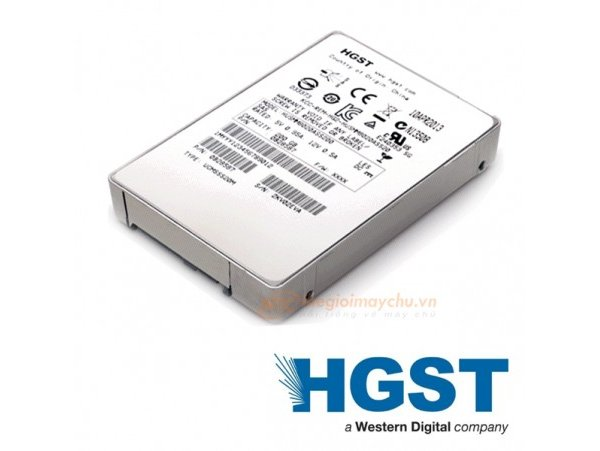 "SSD HGST Sunset Cove Plus 400GB SAS 12Gb/s 2.5"" 20nm 10DWPD (HUSMM1640ASS200)"